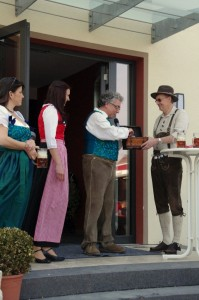 21.04.2013 - Modenschau Brauerei Grosch