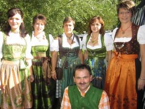 30.09.2012 - Modenschau Bad Staffelstein